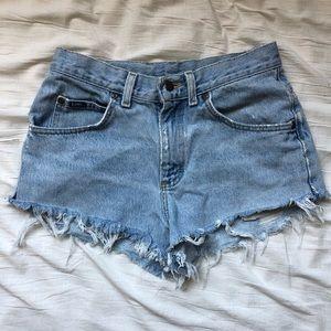Lee Vintage Jean Shorts